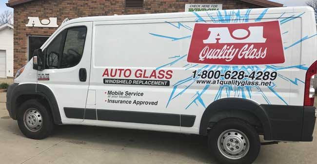 A-1 Quality Glass Building Exterior & Mobile Glass Vehicle