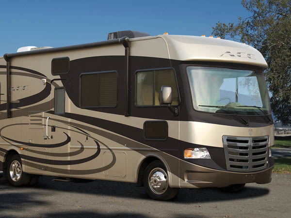 Glass For Motorhomes and RVs